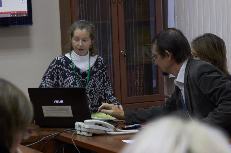 Борич С.Э. - Четвертая Сибирская межрегиональная конференция Современные подходы к организации юннатской деятельности, 4SRC2016